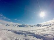Skitur til Tomannsbu