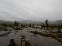 Fuktig i Lomsdal