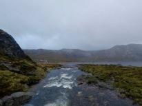 Ett av flere elveinnløp til Nilsebuvatnet.