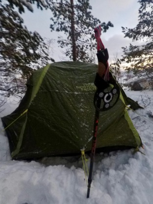 Viktig med gode dimensjoner på teltpluggene.