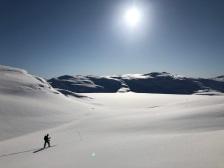 Vår-skitur